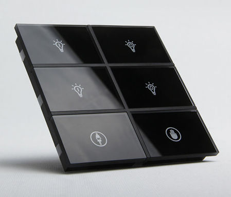 Picture for category Rosa Crystal KNX Switches