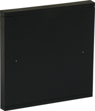 Picture of ORIA SWITCH 1 FOLD ANTHRACITE FRONT STATUS