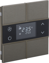 Picture of Rosa Metal Thermostat 2F Bronze Status No Icon