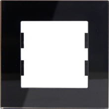 Picture of ROSA GLASS FRAME SINGLE ANTHRACITE