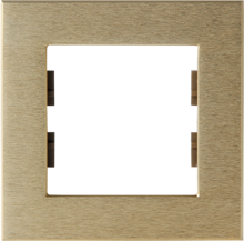 Picture of ROSA FRAME 1 GANG GOLD