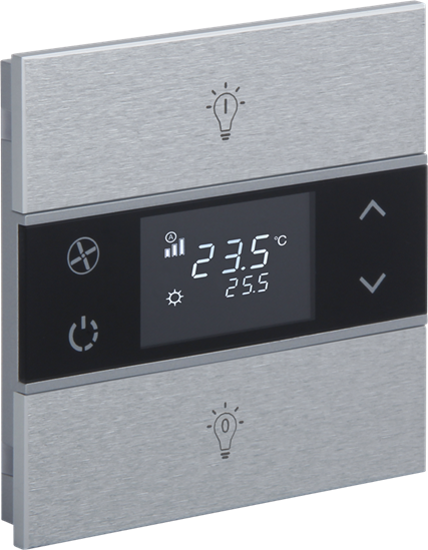 Picture of Rosa metal thermostat 1 (fold)