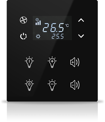 Picture of Mona thermostat 6 switch