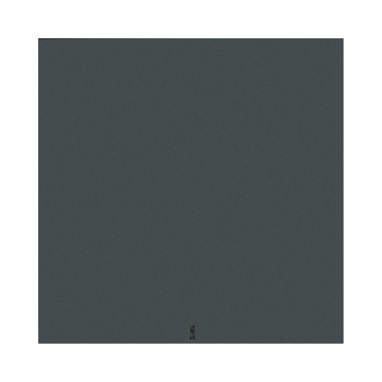 Picture of iSwitch - 1 Button Anthracite Matt Plastic