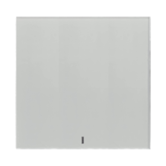 Picture of iSwitch - 1 Button White Glass Effect