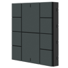 Picture of iSwitch - 10 Button Anthracite Matt Plastic
