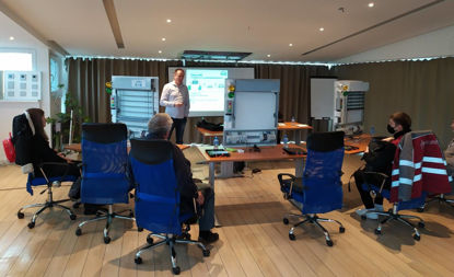 Picture of KNX training