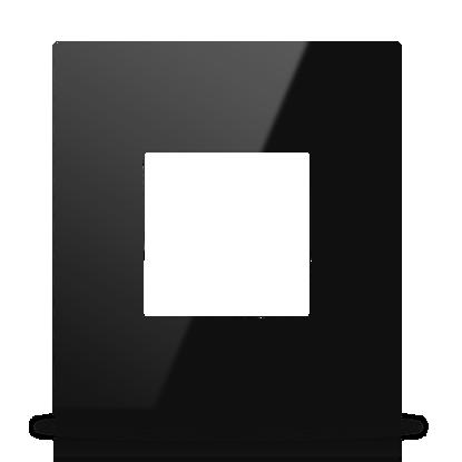 Picture of MONA BLACK FRAME MODULAR ITALIAN 2M