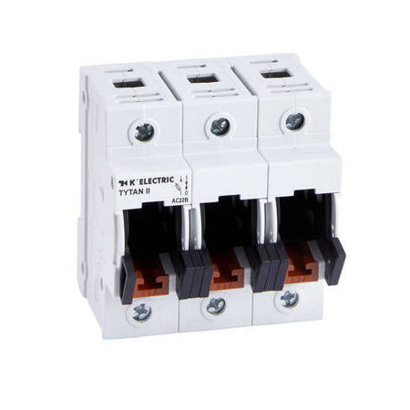 Picture for category D0-Fuse switch disconnector DIN