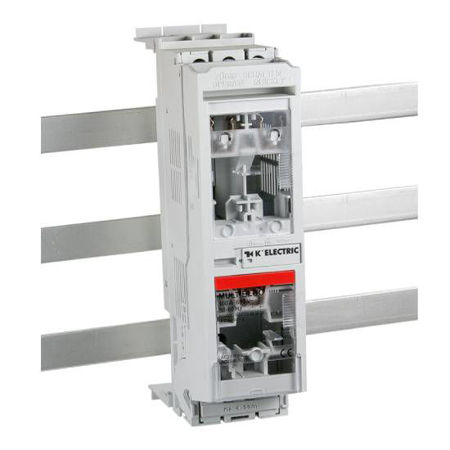 Picture for category NH-Bus bar mounting fuse load break switch Multiblock