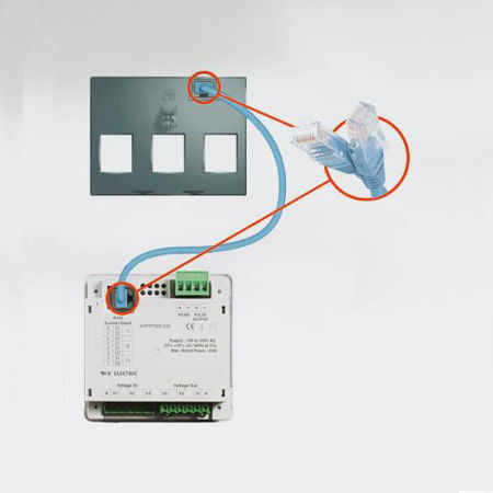 Picture for category Plug and wire multimeter