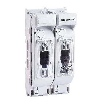 Picture of NH1-250A Disassembler for mounting plate, 2-pole