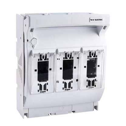 Picture of NH1-250A Mounting plate disconnector, 3-pole